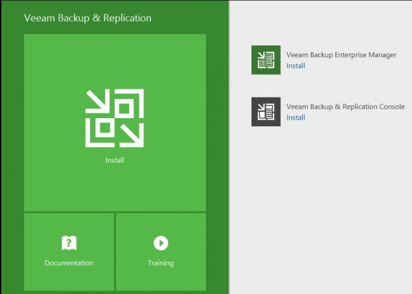 Veeam Backup & Replication 9.5: Installazione e Configurazione