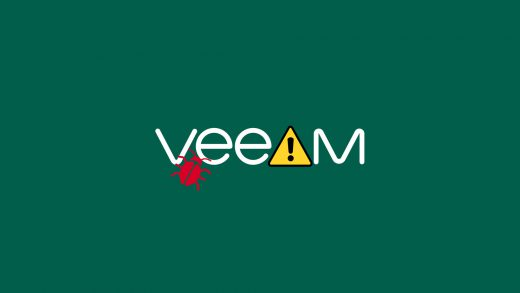 Veeam Bug