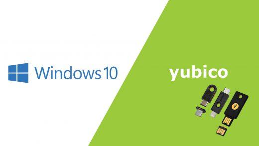 Windows10 FIDO2